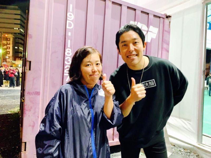 中田さんと森
