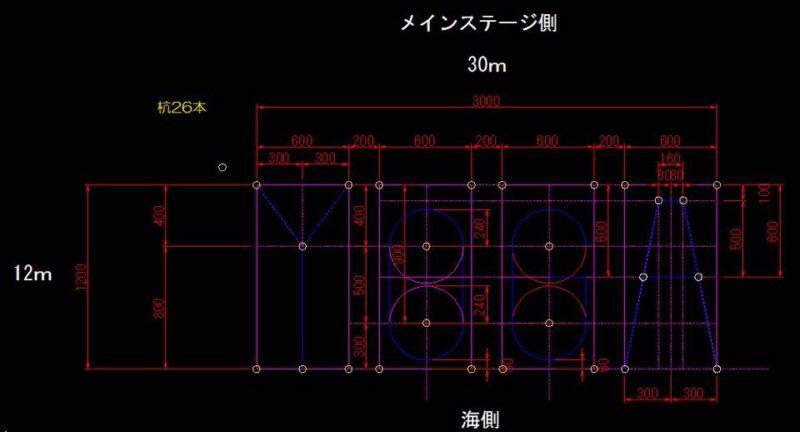 人文字:CADで作図その1