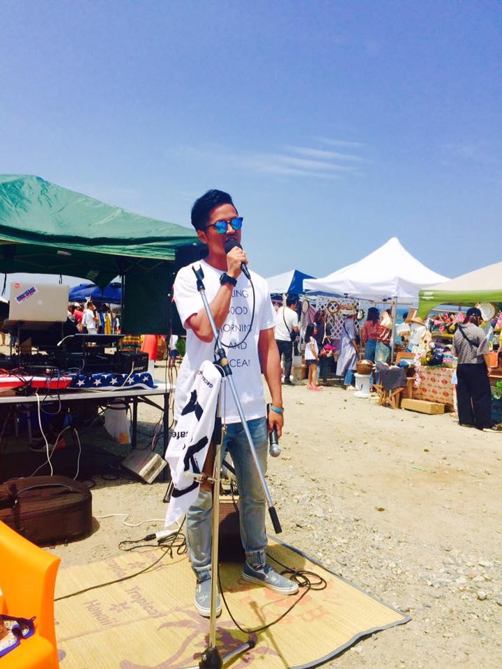 イベント主催者:小野瀬竜馬さん