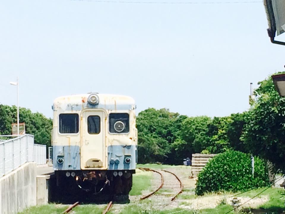 ひたちなか海浜鉄鉄道の電車
