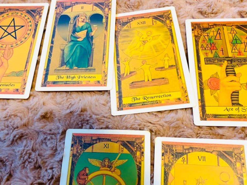 カバラ・タロットのカード